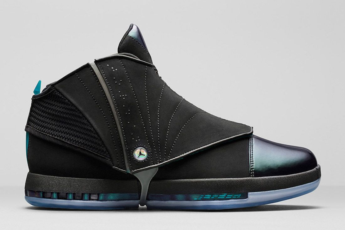 Jordan Brand Releasing Just 2300 Pairs Of The Air Jordan 16 Ceo9