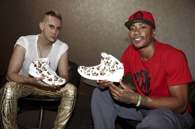D Rose 3 5 X Jeremy Scott Adidas Originals 1