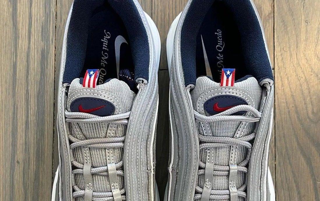 Nike Air Max 97 Puerto Rico