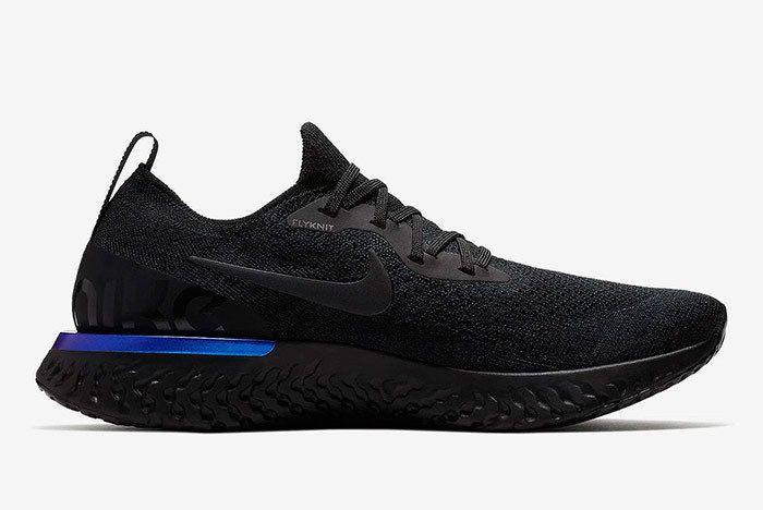 Nike Epic React All Black Sneaker Freaker