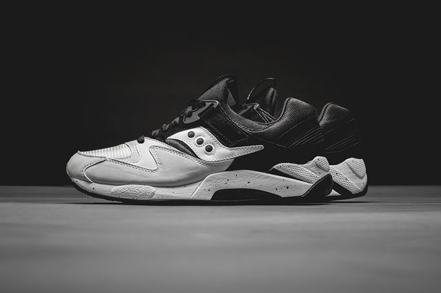 Saucony Grid 9000 Hallowed Pack Wish Atl Bump 5
