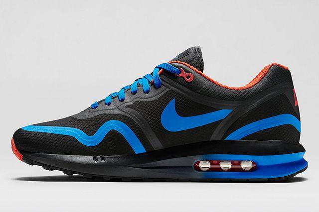 Nike Air Max Lunar Blue 6