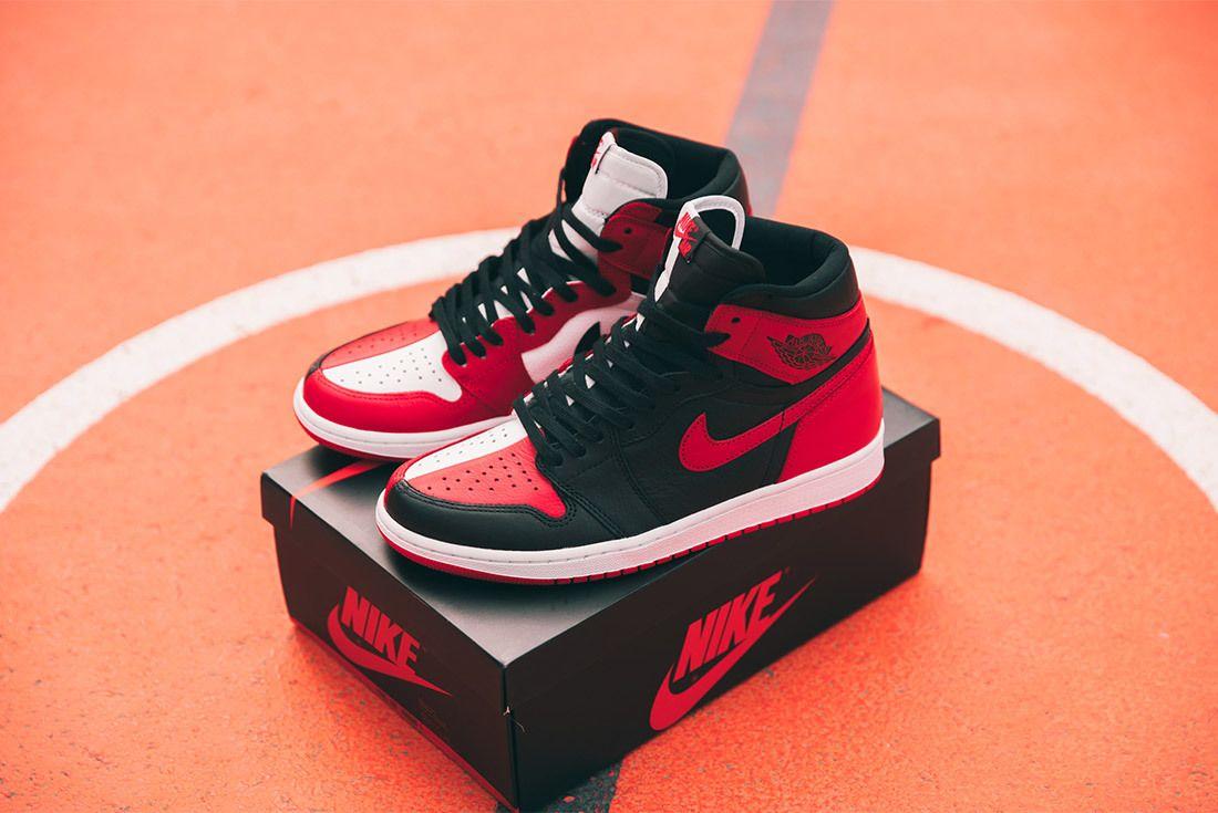 Nike Air Jordan 1 Homage To Home 93
