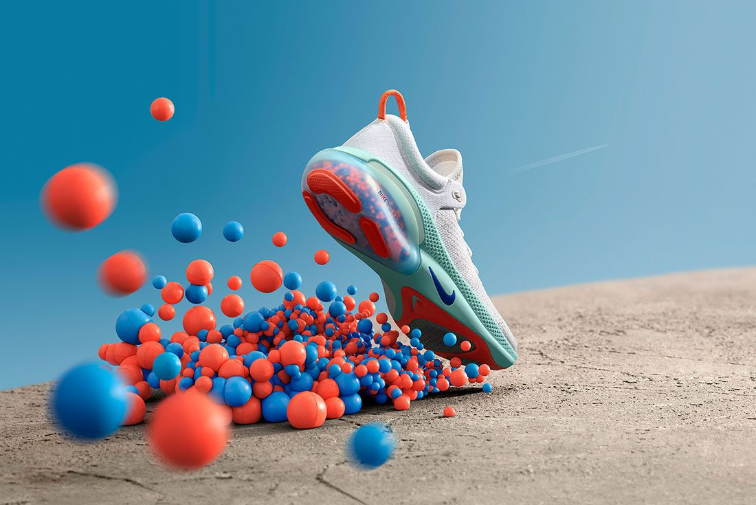 Nike Joyride Run Flyknit Graphic