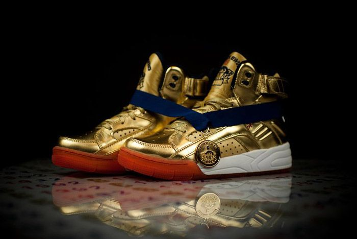 Ewing Athletics Eclipse Gold Medal 4