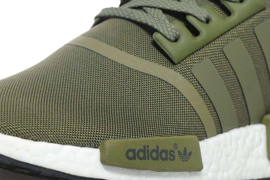 Adidas Nmd R1 Olive2