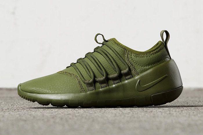 Nike Payaa Wmns Legion Green 1