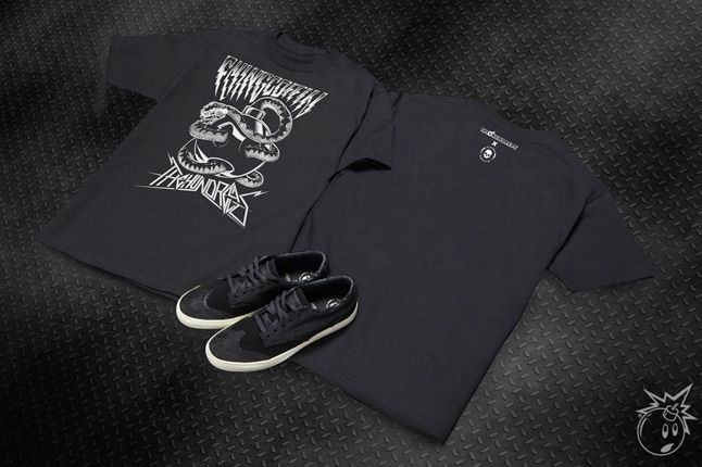 The Hundreds Flying Coffin Collection 1