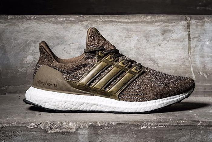 The Adidas Ultra Bosst 3 0 Will Release In Brown Mauve And Tan 2