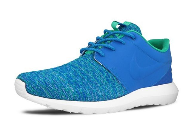 Nike Roshe Nm Flyknit Premium Soar Blue Atomic Teal 2