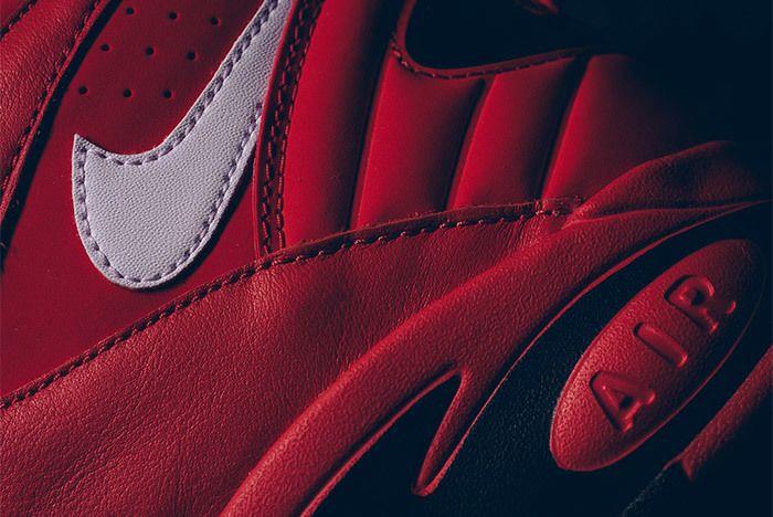 Nike Air Maestro Ii Qs University Red White Black Aj9281 600 4