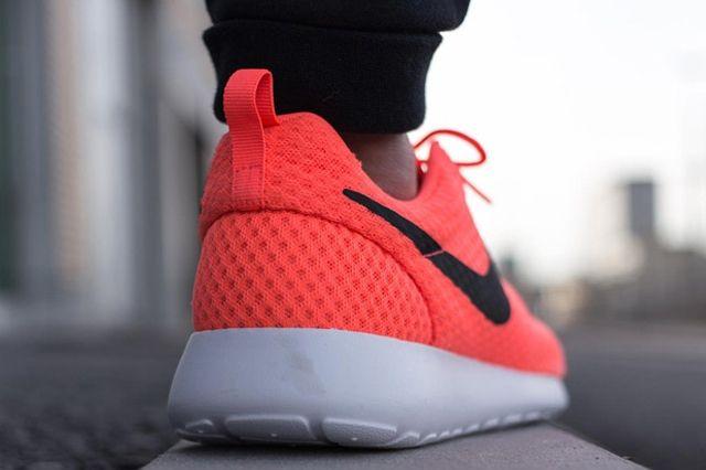 Nike Roshe Run Breeze Hot Lava 2