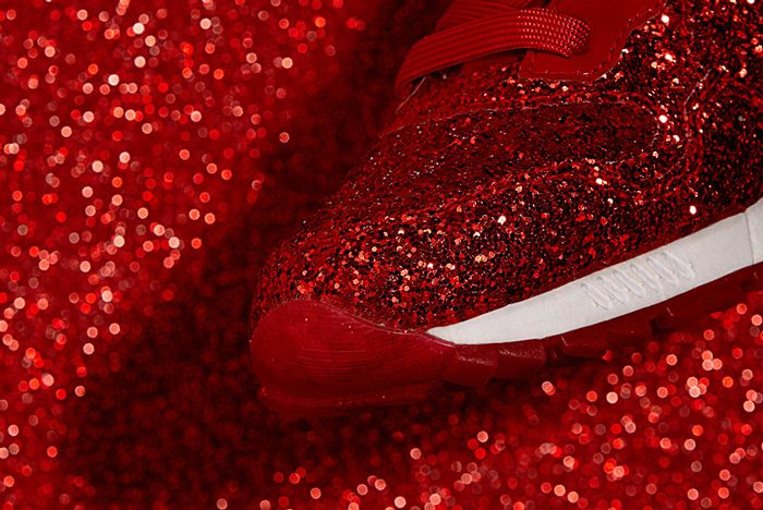 Asos White X Saucony Shadow 5000 Wmns Glitter Pack 1