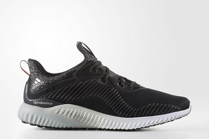 Adidas Aplhabounce Black 3