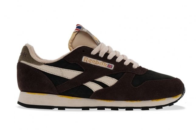 Reebok Classic Leather R12 Chocolate Brown 1