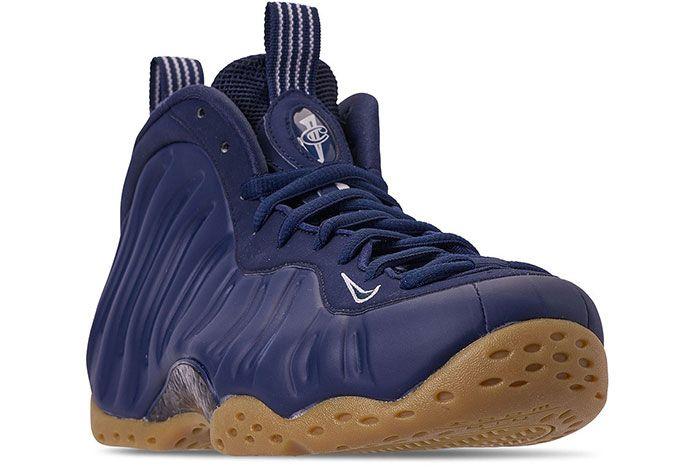 Nike Foamposite One Navy Gum Photos 3 Sneaker Freaker