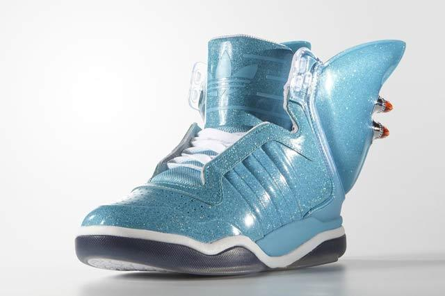 Jeremy Scott X Adidas Shark1