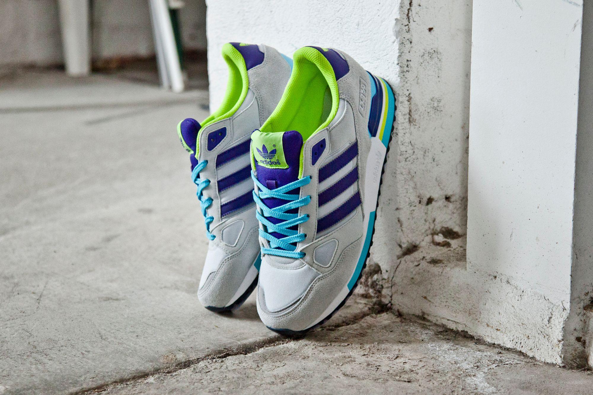 Adidas Fl Zx750 Grey
