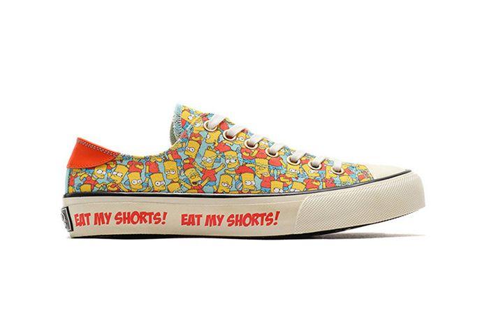 Simpsons Sneaker Freaker 2 Copy
