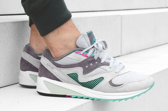 Saucony Grid 8000 Pack 2