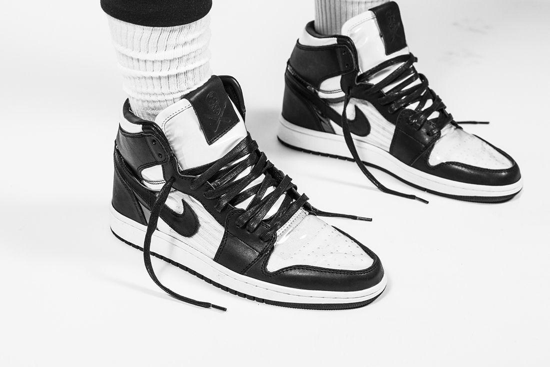 The Shoe Surgeon Creates Bespoke Comme Des Garç Ons X Air Jordan 12
