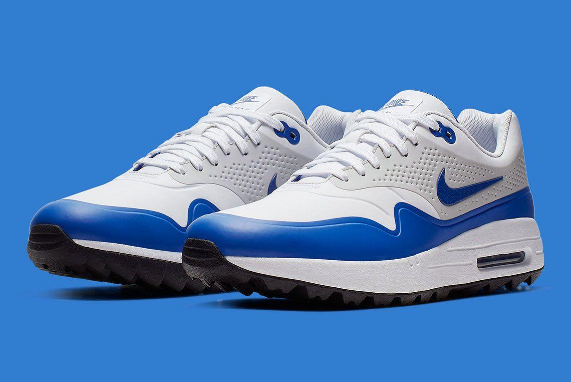 Nike Air Max 1 Golf Blue Full
