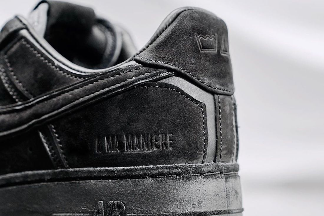 F&F A Ma Maniere Nike Air Force 1