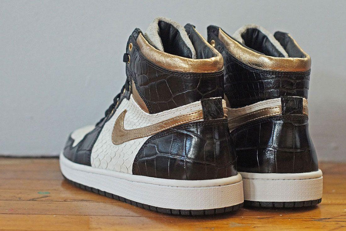 Jbf Customs Air Jordan 1 1