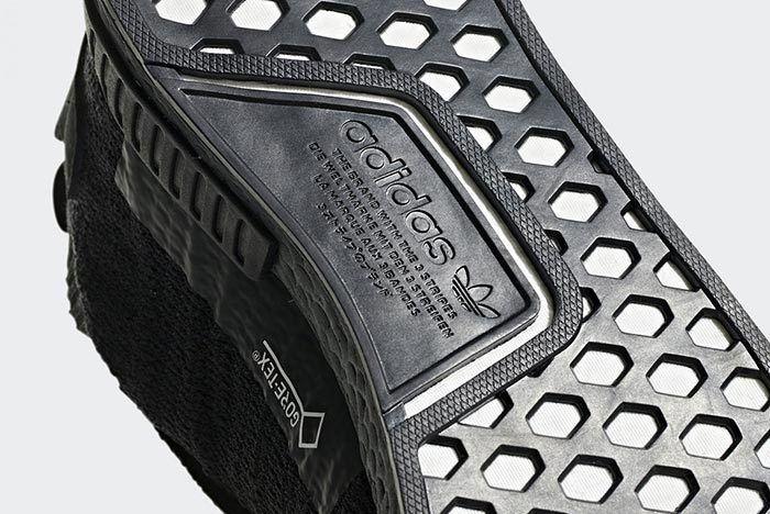 Adidas Nmd Ts1 Gore Tex Teiple Black 1