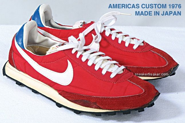 Vintage Collector Lindy Darrell Nike Runners 3