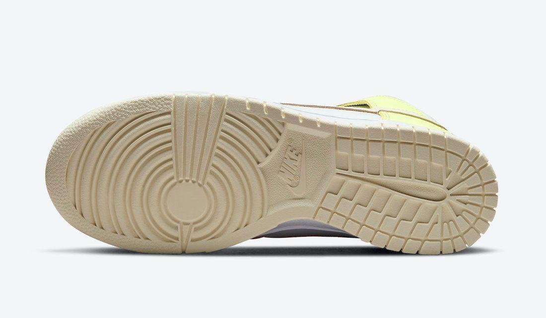 Nike Dunk High Cashmere