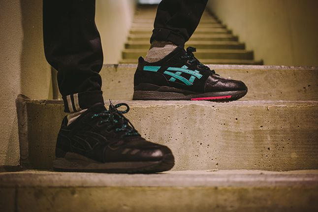 Solefly Asics Gel Lyte 3 Stairs