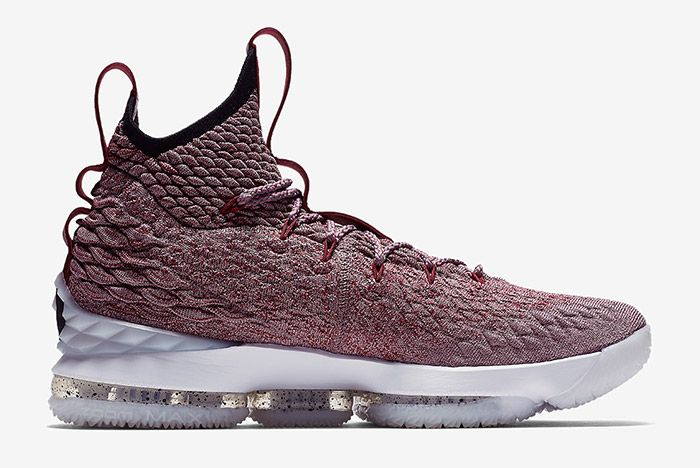 Nike Lebron 15 Red 5