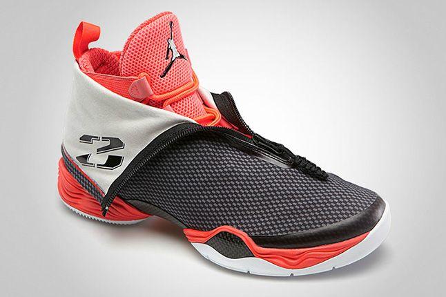 Air Jordan Xx8 Carbon Fiber Quarter 1