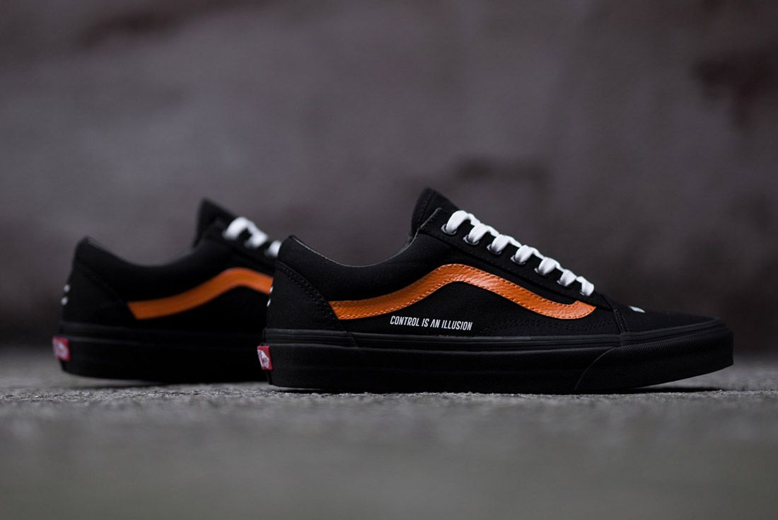 Coutie Vans Old Skool Control Is An Illusion 6