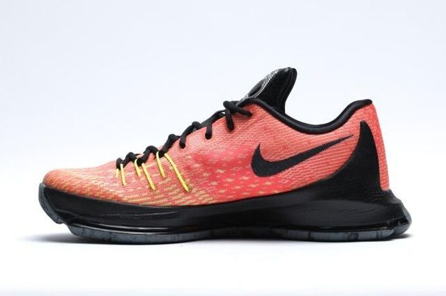 Nike Kd8 Total Orange 7