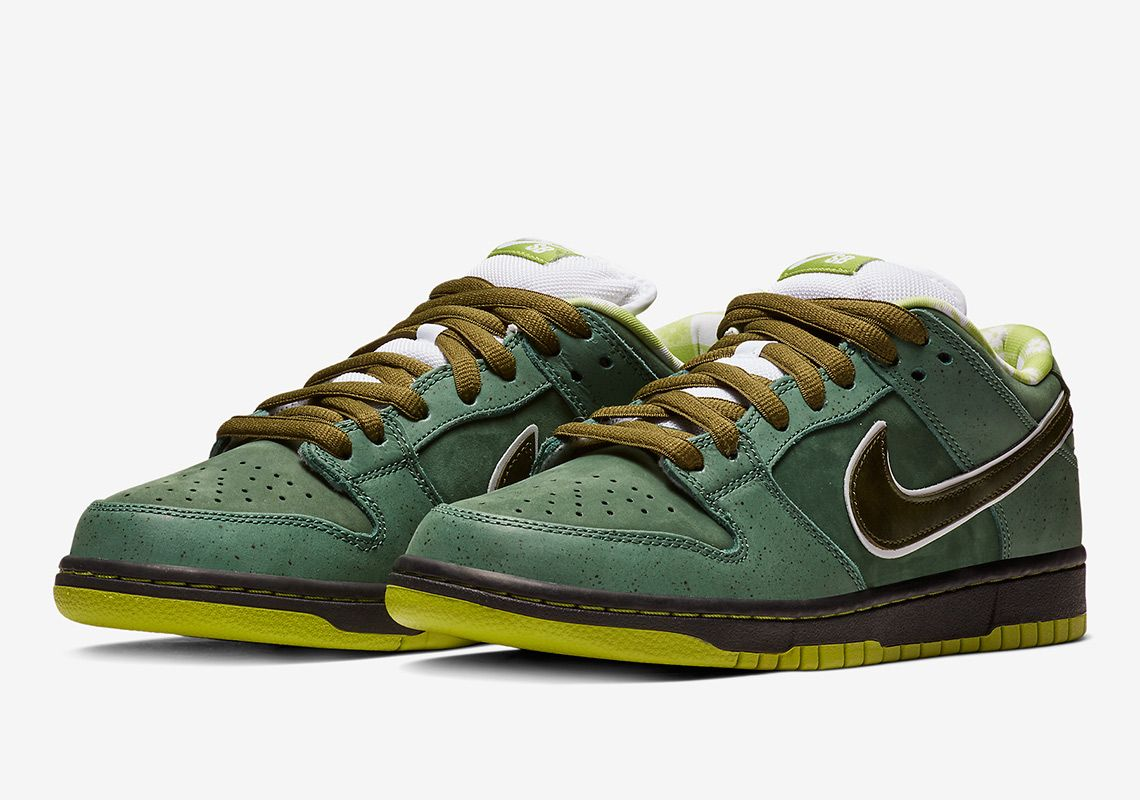 Concepts Nike Sb Dunk Green Lobster Bv1310 337 5