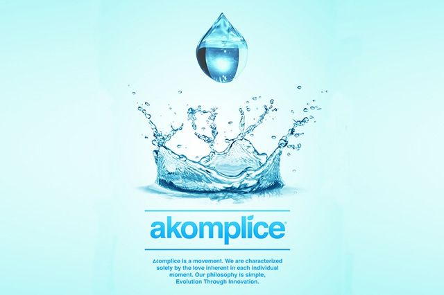 Akomplice Water Love Series Collection 7