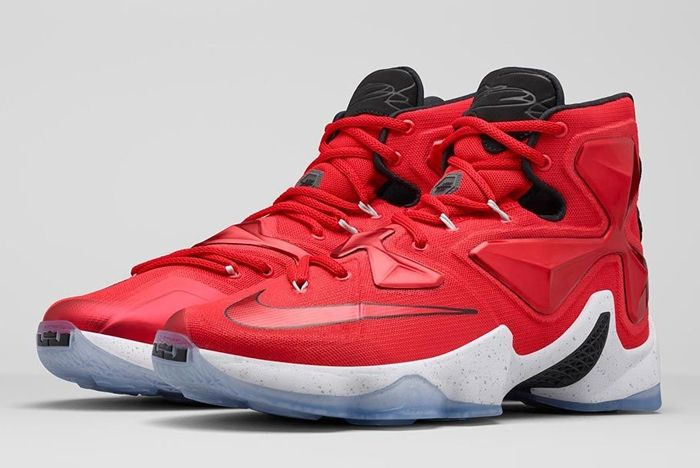 Nike Lebron 13 On Court 1