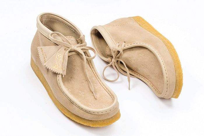 Ovo Clarks Wallabees 2