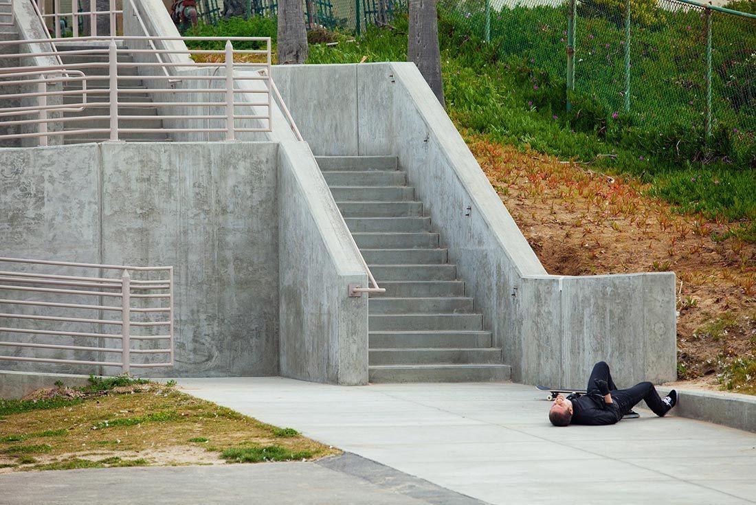 Geoff Rowley Stair Set Bail
