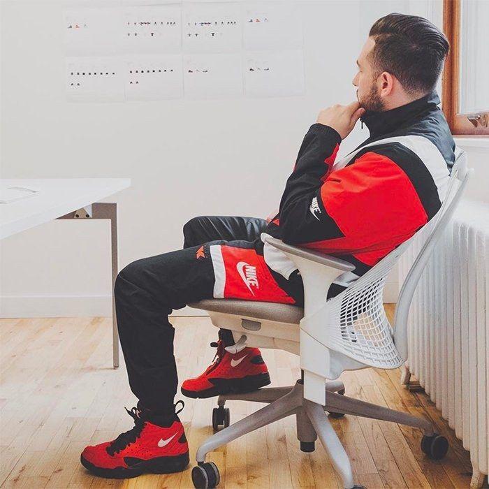 Ronnie Fieg X Nike Air Maestro 2