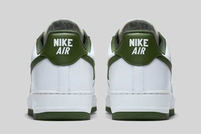 Nike Air Force 1 Green 1