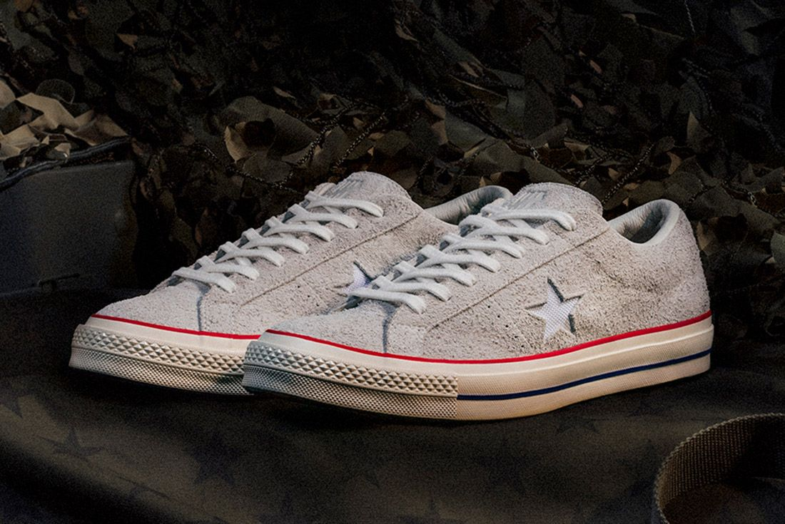 Converse Undefeated One Star Suede 9