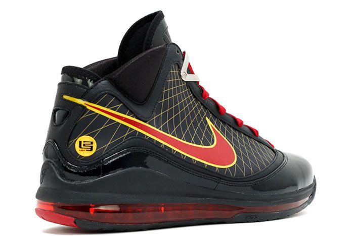 Nike Lebron 7 Fairfax Heel