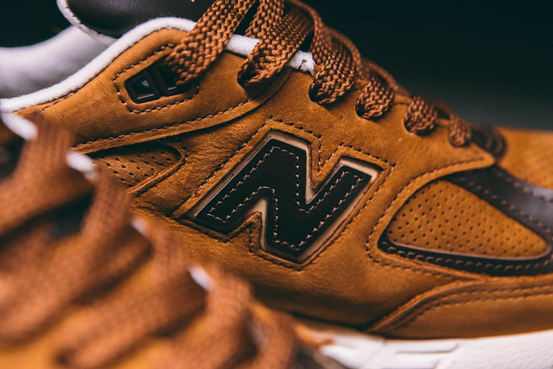 New Balance M990 Dvn2 Made In Usa Tawny Brown5