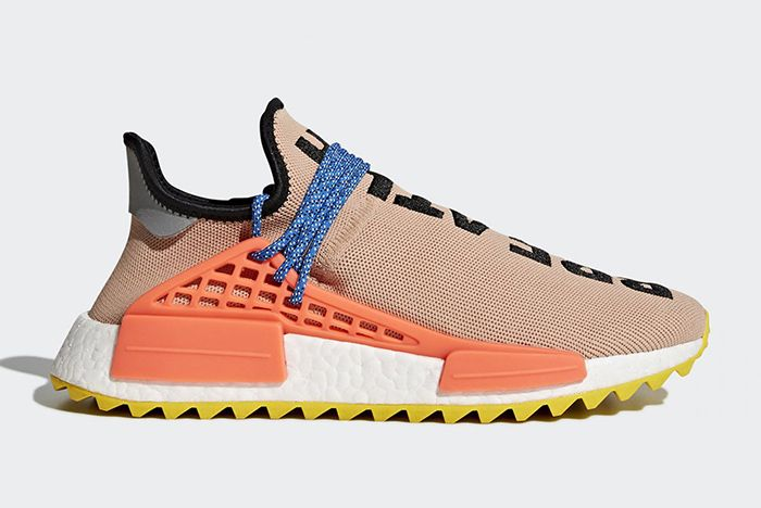 Pharrell Adidas Hu Nmd Tr 3