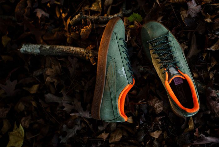 Puma Clyde Winter Pack 15