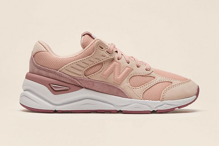 Reformation New Balance X 90 Pink Release Date Lateral