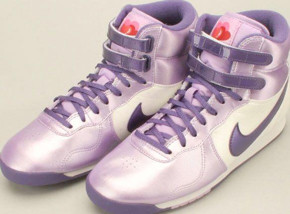 Nike Aerofit Purp Valentines 1
